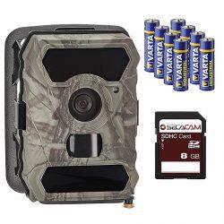 100 Grad Wildkamera Überwachungskamera SecaCam HomeVista Full HD, Weitwinkel