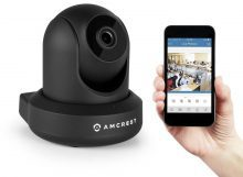 Amcrest Bewegungsmelder Überwachungskamera Test