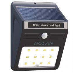 Solarleuchte mit Bewegungsmelder