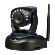 Überwachungskamera Test Bewegungssensor
