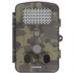 Wildkamera Test CCbetter 2,4 Zoll 12 Megapixel
